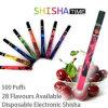 E Hookah 펜 800& 500 분첩 Shisha 펜 공상은 수백 취향을 유행에 따라 디자인 한다