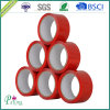 Rotes Color BOPP/OPP Adhesive Packing Tape mit Competitive Price