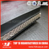 Ep1000/4 Black Rubber industriale Conveyor Belt