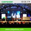 Écran polychrome d'intérieur de fond de la location DEL de Chipshow Rr6I