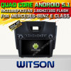 Classe do carro DVD GPS Ffor Mercedes-Benz E do Android 5.1 de Witson com sustentação do Internet DVR da ROM WiFi 3G do chipset 1080P 16g (A5714)
