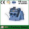 Machine de découpage se plissante de découpage de machine du carton Zx1040