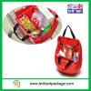 Preiswerte mehrfachverwendbare Supermarkt-Laufkatze-GroßhandelsEinkaufstasche