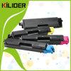 Cartucho de toner superior usado del color de China de las copiadoras de Mita Tk5135 para KYOCERA