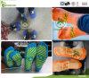 Подгонянный взрослый анти- носок выскальзования для Trampoline