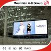 Mur polychrome de vidéo de la publicité commerciale P3.91 DEL