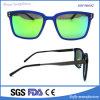 Occhiali degli occhiali da sole di sport di vetro del metallo degli occhiali da sole di modo di estate