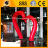 Red su ordinazione Inflatable Entrance Horns per Door Decoration (BMLB97)