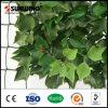 Фальшивка конструкции домашнего сада новая покрынная PVC искусственная засаживает изгородь и загородки