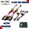 AC DC 35W 55W Xenon Super Vision HID Kit H7