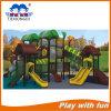 Umweltfreundlicher Kids Freizeitpark Equipment mit Plastic Slides