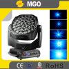Cabeza móvil ligera del ojo K20 LED del disco 37PCS 15W B