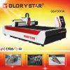 Glorystar que hace publicidad de la muestra letra la cortadora del laser de la fibra 300With500W