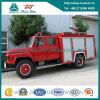 Camion de lutte contre l'incendie de Dongfeng Cummins 4X2 5cbm