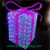 Motivo bonito Light do diodo emissor de luz Gift Box para Wedding Decoration