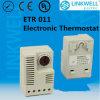 Thermostat électronique de petite taille de panneau avec le certificat de la CE pour le Cabinet de commande électrique (ETR 011)