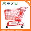 Heiße Verkaufs-Großverkauf-Einkaufen-Laufkatze mit Stuhl