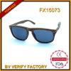 Neue hölzerne Sonnenbrillen mit Qualität (FX15073)