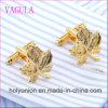VAGULA 질 최신 판매 금관 악기 잎 Gemelos 커프스 단추  (318)