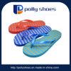 Señora Sandal Shoe PVC Strap de la manera para el deslizador