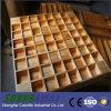 El panel acústico de madera del difusor de Fireprof