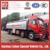 Caminhão do óleo do tanque do petroleiro 25ton do combustível do caminhão de 8*4 FAW Refuling