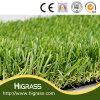 Nueva alfombra de la hierba de Artificila del verde del diseño de Higrass