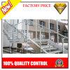 Mejor precio de acero inoxidable escaleras de cristal ferroviario