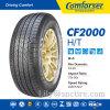 El coche pone un neumático el neumático de la polimerización en cadena de los neumáticos del pasajero de SUV hecho en China