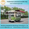 Véhicule à quatre roues d'aliments de préparation rapide à vendre
