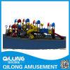 Горяч-Продающ скольжения оборудования спортивной площадки формы напольные (QL14-035A)