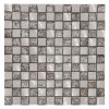 2016 alta calidad Marble Mosaic con Plated Glass (R 1650)