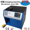 Machine de rabattement de l'écrou 2016 chaud avec la gestion par ordinateur (KM-102D)