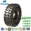 China All Steel Radial Mining Tyre met DOT (11R22.5)