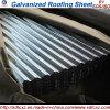 Folha ondulada da telhadura do Galvalume da placa de aço de produtos de aço do material de construção