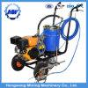 Machine thermoplastique de guidage de marquage routier de poussée de main de flèche