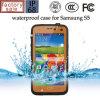 Fabricación Wholesale Waterproof Caso para Samsung Galaxy S5