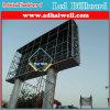 Ninguna soldadura en la estructura fácil de la cartelera de la instalación LED del sitio