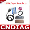 2014A Super Dice PRO+ Diagnostic Tool per Volvo con Multi-Language