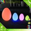Huwelijk van het Licht van RGB LEIDENE Kerstmis van het Ei van het LEIDENE de Decoratie van het Licht van het Ei//