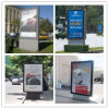 OEM SGS Outdoor Advertizing Light Box met Scrolling System