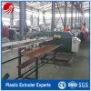 Hölzerne Bodenplatte-Strangpresßling-Maschine des PlastikWPC