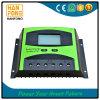 ブランド信頼できる30A 12/24Vの自動感覚LCDの表示の太陽コントローラ