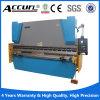 Freio hidráulico da imprensa dos dobradores da placa Wc67k-125/4000 ou da folha de metal