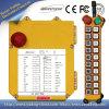 Radio industrielle de grue et de grue de F21-20s/à télécommande sans fil