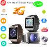 Heiße 3G WiFi Bluetooth 4.0 intelligentes Uhr-Telefon (QW09)