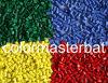 PE 수지 충전물 물자 색깔 Masterbatch