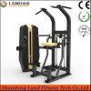 La aptitud comercial de la venta caliente trabaja a máquina el equipo asistido /Ldls-021 de la gimnasia de DIP/Chin
