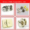 Teclas instantâneas magnéticas das bolsas feitas sob encomenda, tecla magnética para os sacos de couro