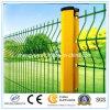 Панель загородки сада высокого качества 2017 покрынная PVC сваренная